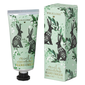Folklore Hand Cream - Elderflower 50ml