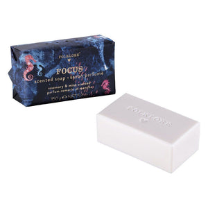 Folklore Rosemary and Mint Scented Soap Bar