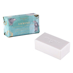 Folklore Sandalwood and Jasmine Scented Soap Bar