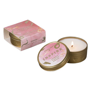 Folklore Bergamot and Fig Scented Soy Mini Candle