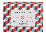 Ridley's Games Room Food & Drink Trivia