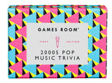 Ridley's Games Room 2000s Pop Music Trivia