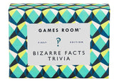 Ridley's Games Room Bizarre Facts Trivia