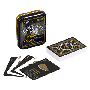 Gentlemen's Hardware BBQ Playing Cards