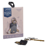Gentlemen's Hardware Key Chain Charging Cable