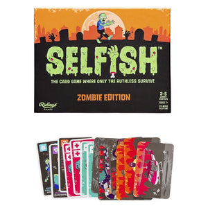 Ridley's Selfish Game Zombie Edition Game