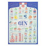 Ridley's Gin Lover's 500-Piece Jigsaw Puzzle