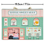 Petit Collage Wind Up & Go Sweet Shop Play Set