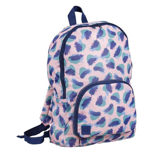Pretty Useful Tools Camo Coral Foldaway Back Pack