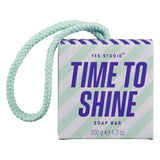 Yes Studio Time To Shine Soap On A Rope