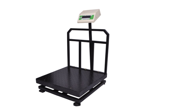 ACTIVA 500kg weighing scale,Commercial weight machine for Industry,Mild Steel 50g accuracy