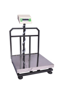 ACTIVA 500KG WEIGHING SCALE,STAINLESS STEEL COMMERCIAL WEIGHT MACHINE FOR INDUSTRY