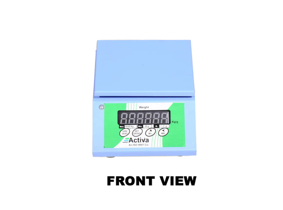 Activa 20kg Kitchen weighing scale,NANO weight machine for kitchen