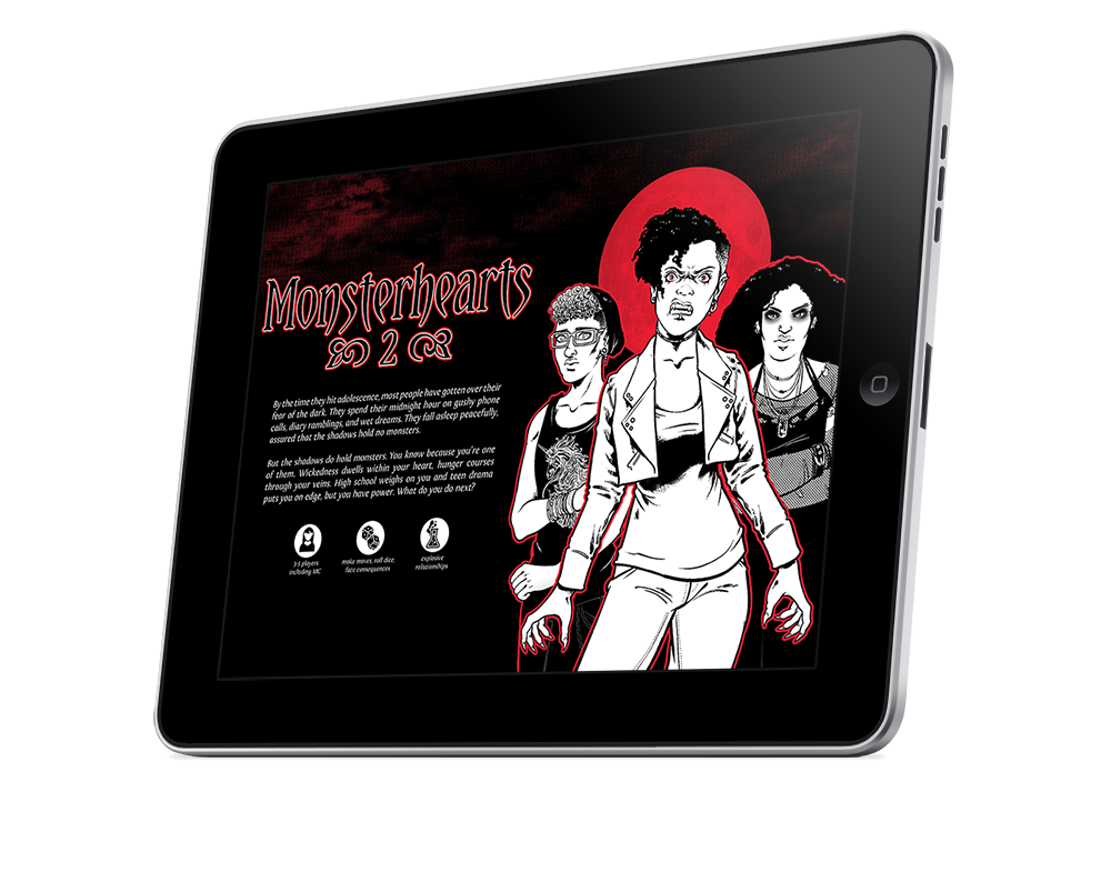 Monsterhearts 2 PDF