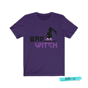 Bad Witch Team Purple / Xs T-Shirt