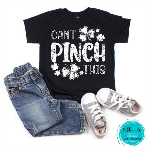 Cant Pinch This (Kids) T-Shirt