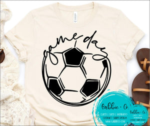 Game Day Soccer T-Shirt