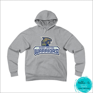 Snow Canyon Warriors. Stay Warm And Show Your Spirit (Unisex Sponge Fleece Pullover Hoodie) Athletic