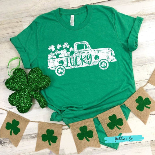 St. Patricks Day T-Shirt ... Lucky