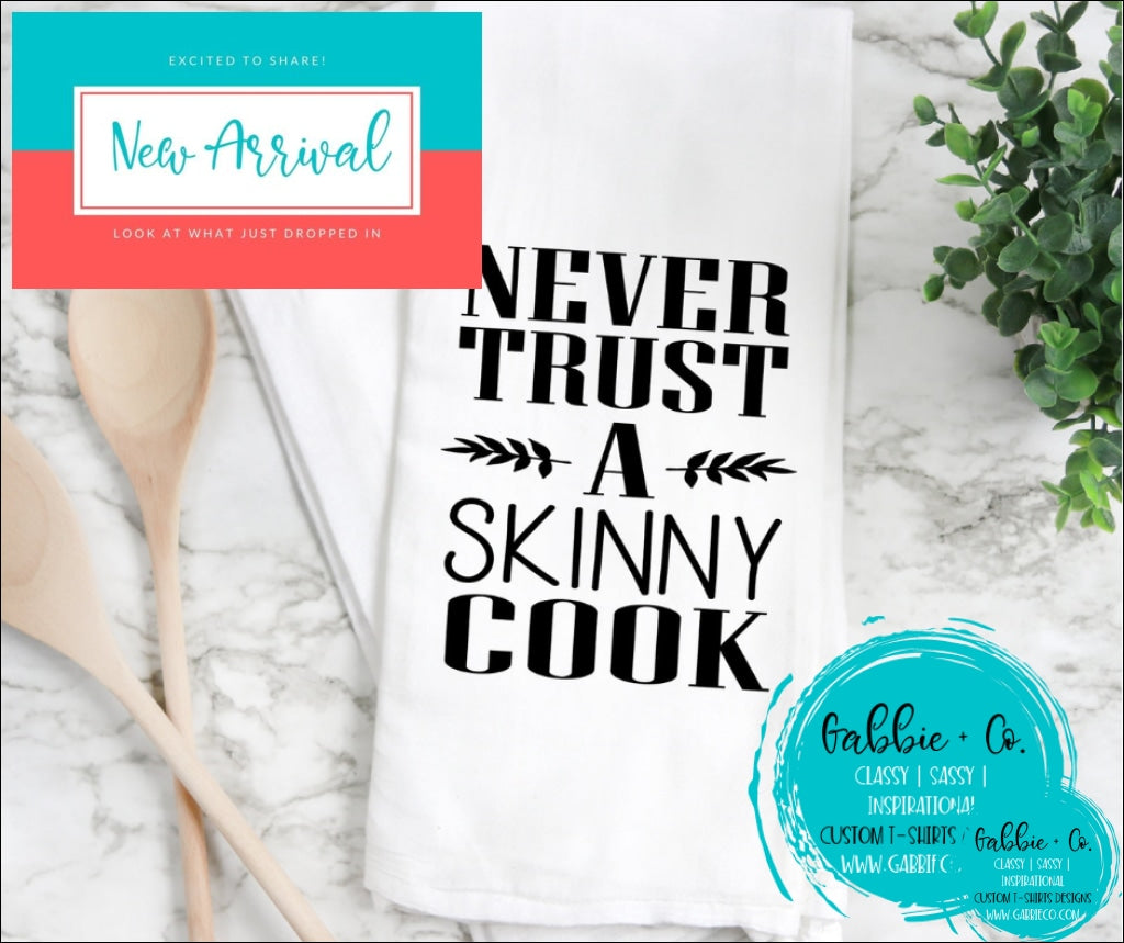 Tea Towel - Skinny Cook Towels