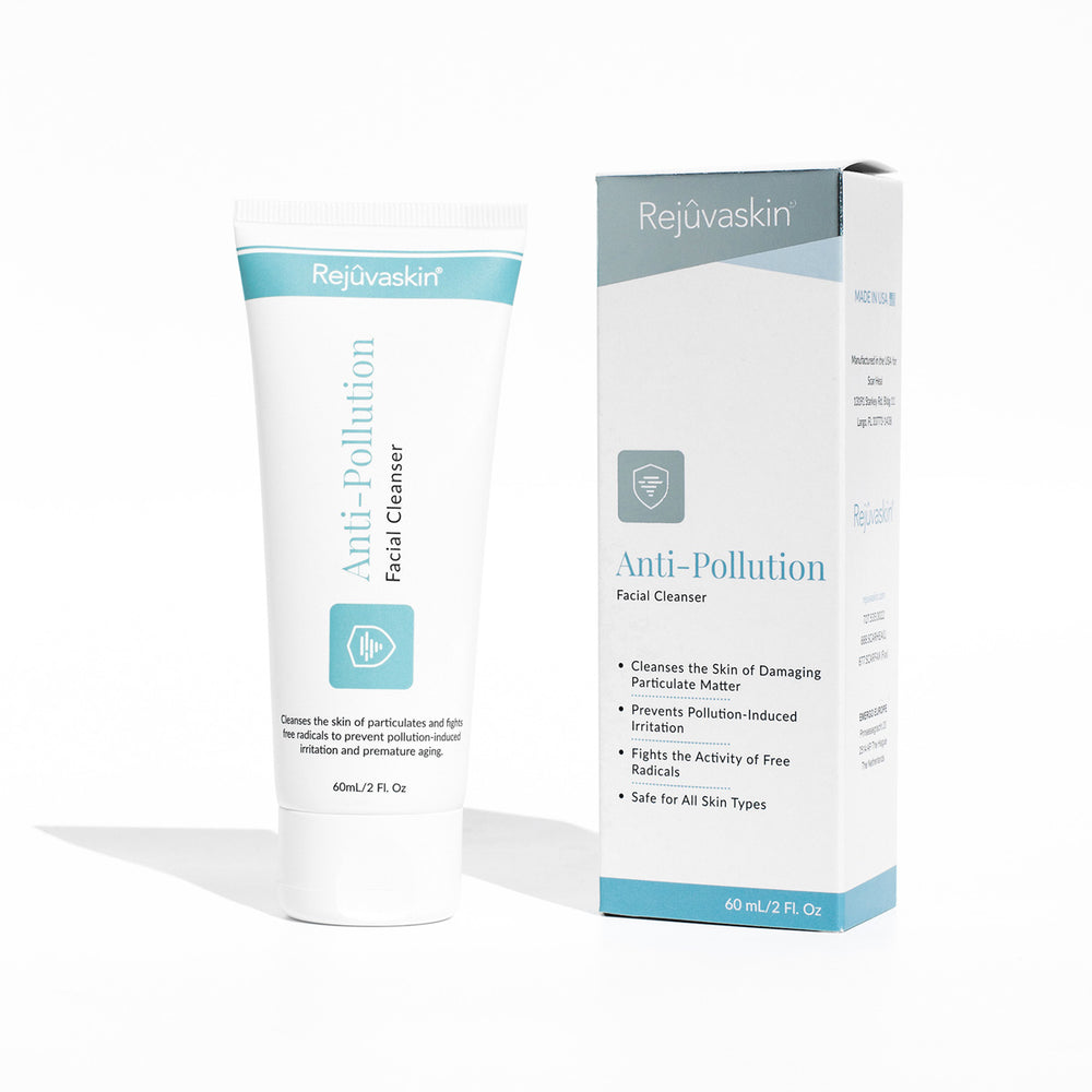 Rejuvaskin Anti-pollution Cleanser, Face wash