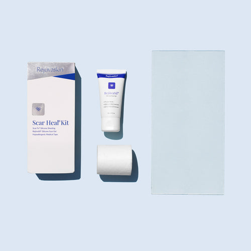 Scar Heal Kit for Burns and Traumatic Scars