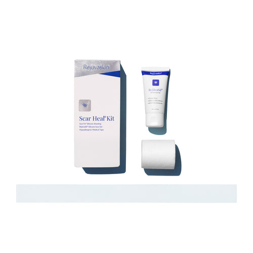 Scar Heal Kit for Surgical and Traumatic Scars