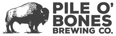 Pile O' Bones Brewing Company - Beer Fridge