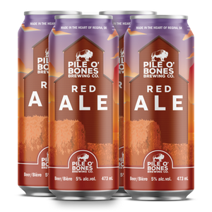 Red Ale – 4 Pack (473ml)
