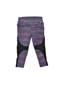 Capri Morado Active Wear