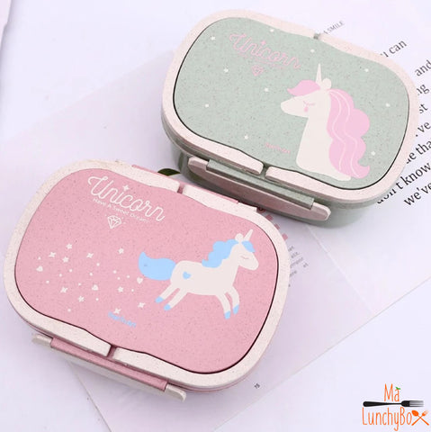 Lunch Box Enfant Licorne