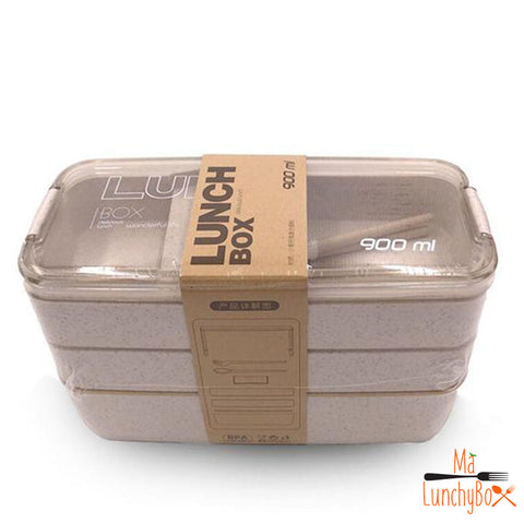 Lunch Box Beige