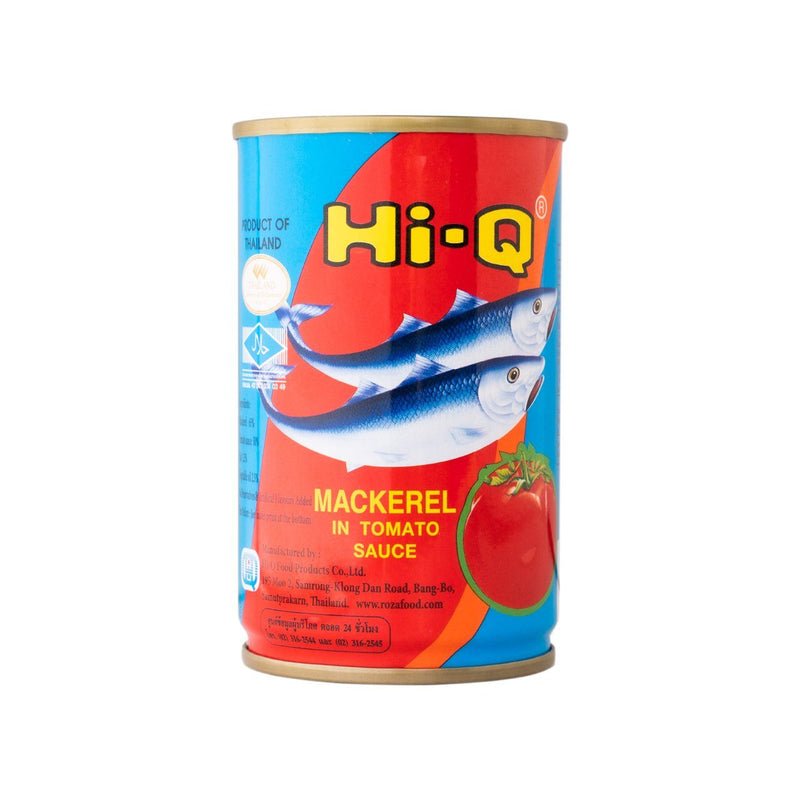 Hi-Q Canned Mackerel in Tomato Sauce (155g) (5 cans) (4479875416182)