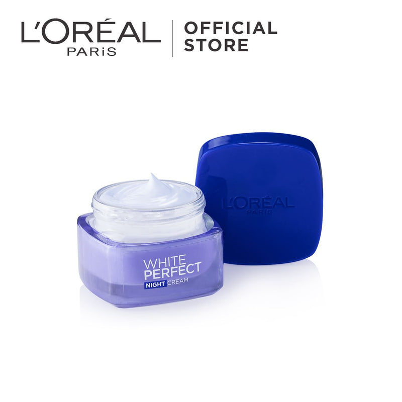 L'Oréal White Perfect Whitening Night Cream 50ml