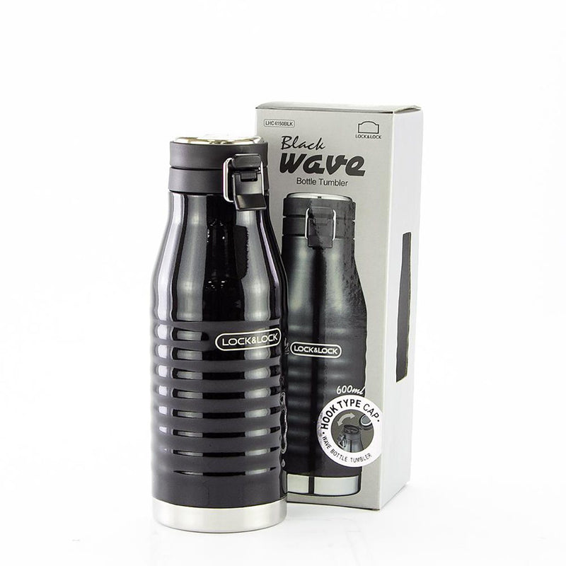 LOCK & LOCK Wave Tumbler Bottle 460ml
