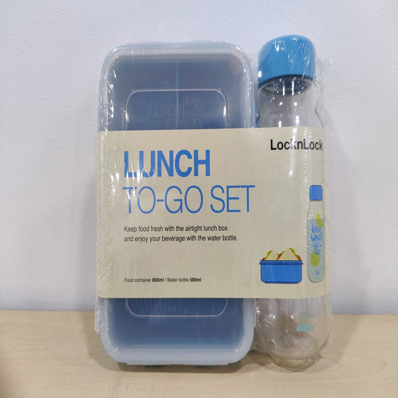 LOCK & LOCK BTS Lunch To Go Set