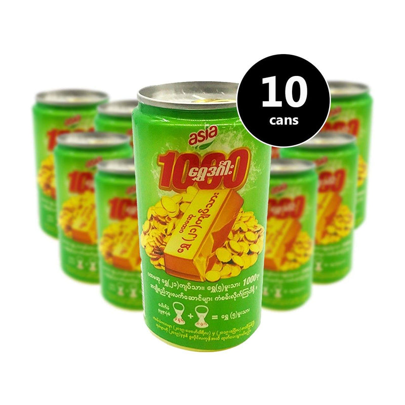 Asia-Passion Juice (230ml) (10 pcs) (4487893909622)