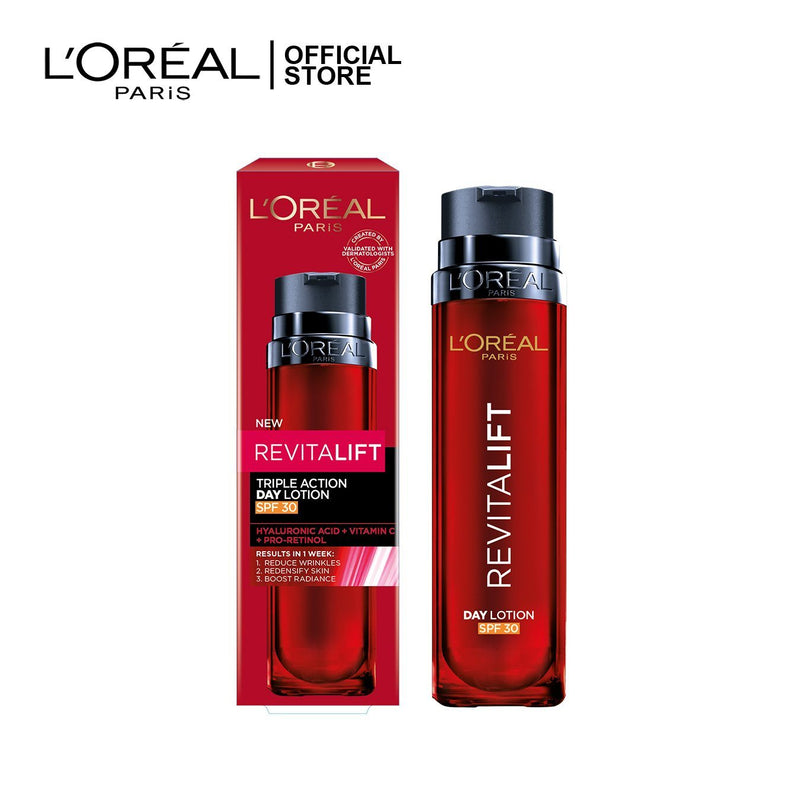 L'Oréal Revitalift Triple Action Renewing Anti Aging Day Lotion SPF 30 50ml