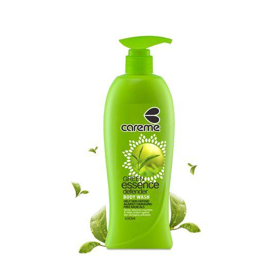 Careme Green Essence Defender Body Wash 450Ml