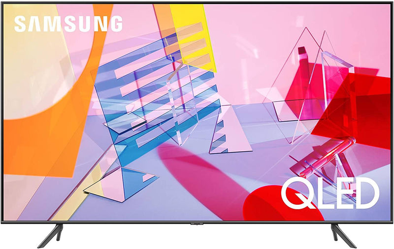 "Samsung Q60T 55"" 4K Smart QLED Smart TV (QN55Q60TAFXZA, 2020 Model)"