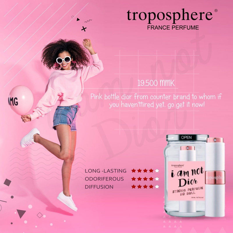 Troposphere I am not Dior 18ml