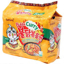 Samyang Hot Chicken Curry Flavor (140g x 5packets)