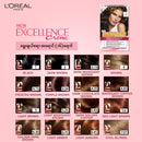 L'Oréal Excellence Crème Hair Color 4.45 Mahogany Copper Brown 172ml