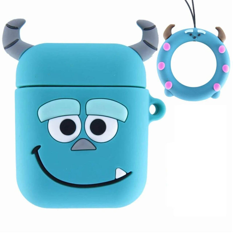 Airpod and i12 TWS Case (Pixar Monster) (4488894447734)
