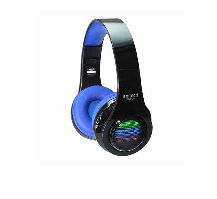 Anitech Wireless Stereo Headphone AK61
