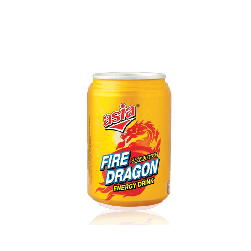 Asia Fire Dragon Energy Drink (250ml) (10 cans) (4519911424118)