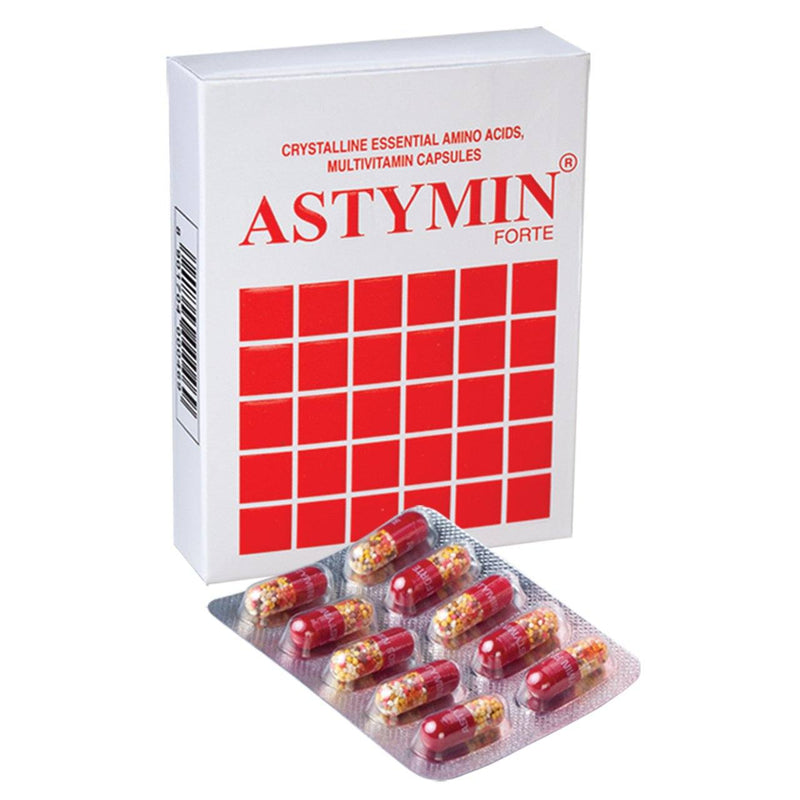 Astymin Forte (10 capsules x 2 cards)