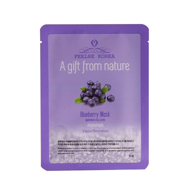 Feelre Korea Blueberry Mask