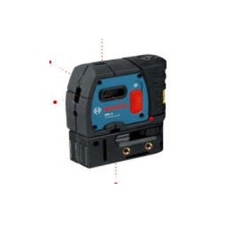 Bosch 5-Point Self-Leveling Alignment Laser GPL 5