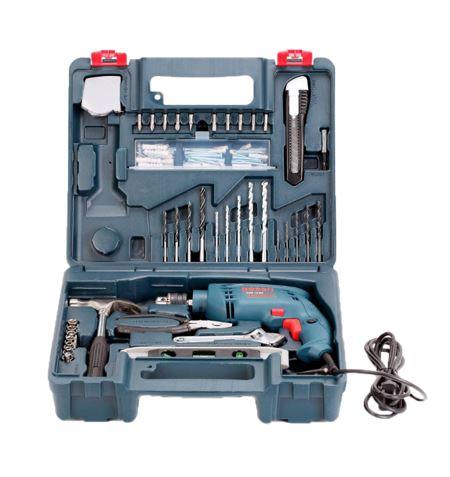 Bosch Electric Impact Drill GSB 10 RE Kit Set